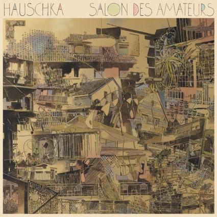 Cover der CD Club des Amateurs von Hauschka