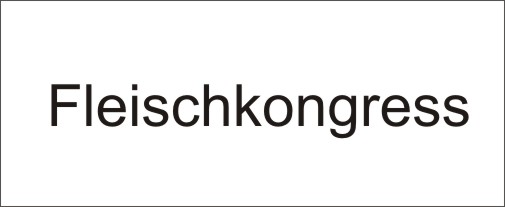 Name Fleischkongress