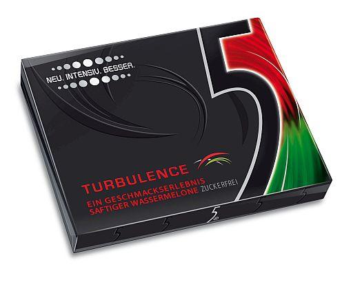 5 GUM Turbulence Pack - Ein Geschmackserlebnis saftiger Wassermelone