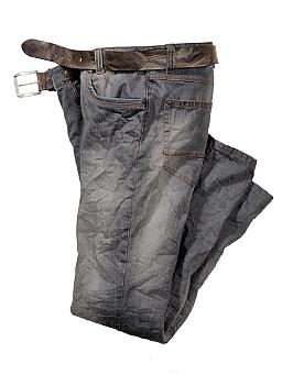Produktbild der Mey & Edlich gelebte Jeans, gefaltet