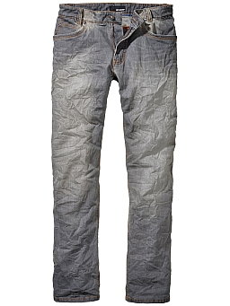 Produktbild der Mey & Edlich gelebte Jeans, lange Beine