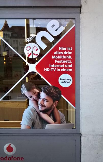 Vodafone Red 1 Tarif für Telco