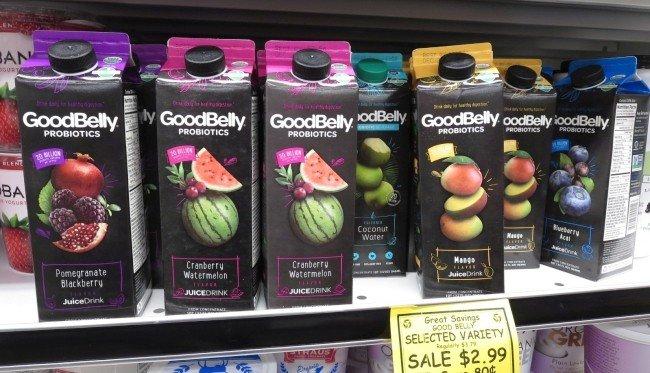 GoodBelly probiotisches Getränk