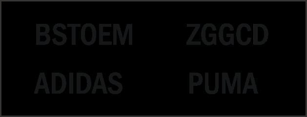 Beispielmarken
