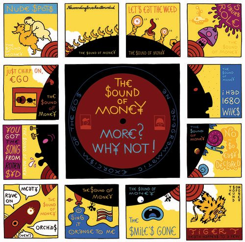 The Sound Of Money Album Cover Front