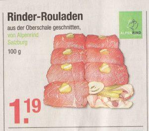 Rinder-Rouladen von Alpenrind, Salzburg