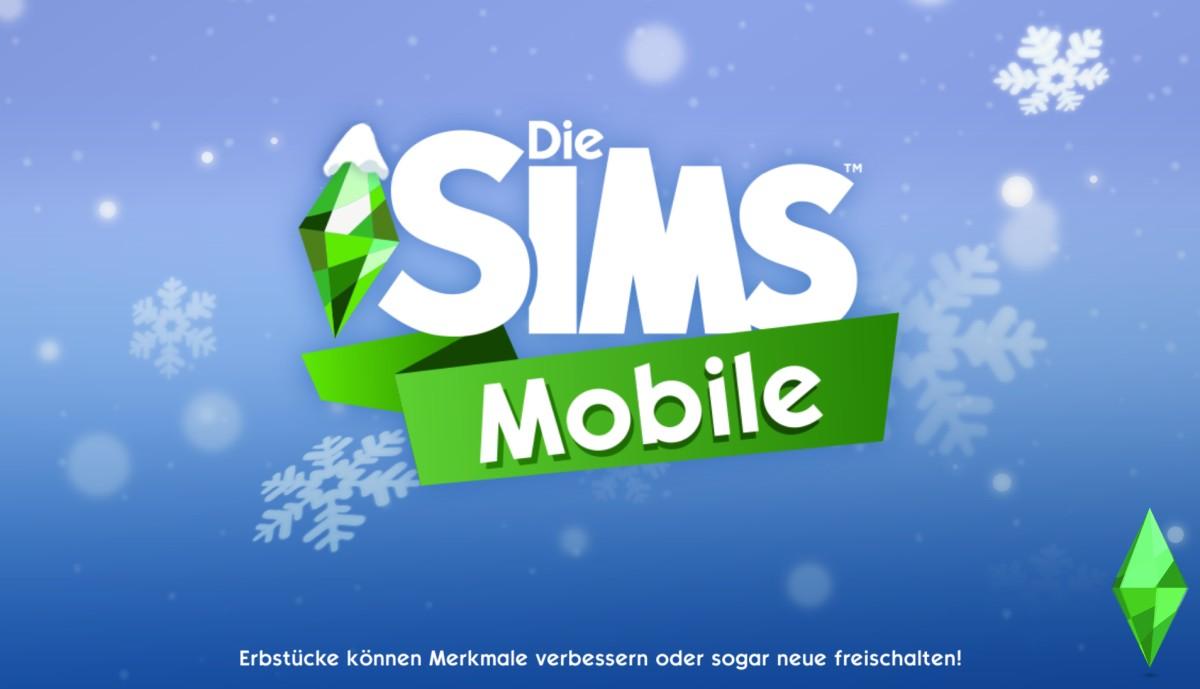 Die Sims App Titel